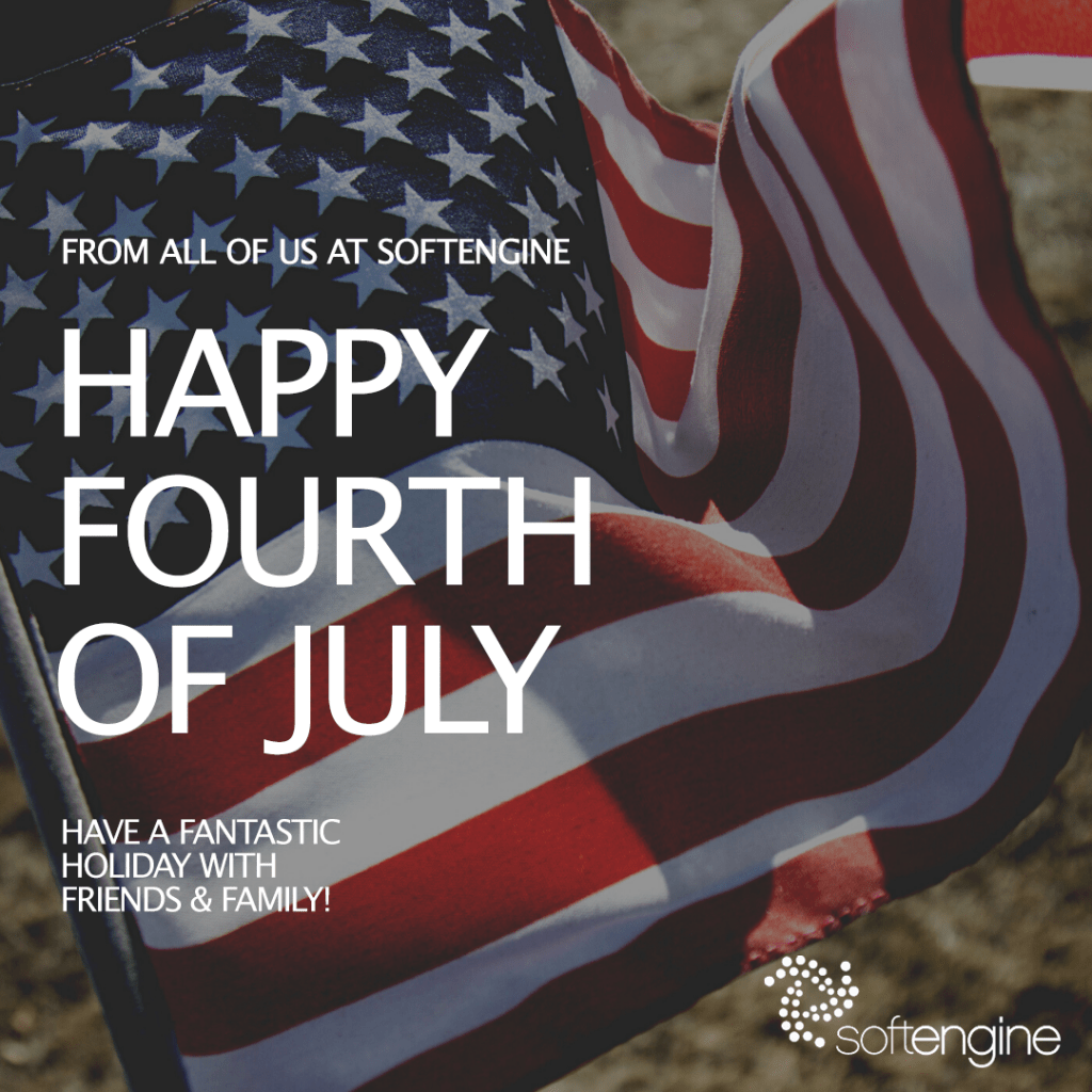 Happy Independence Day from Softengine