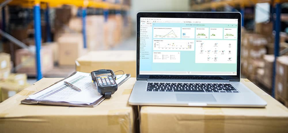 ERP for small and midsize businesses.